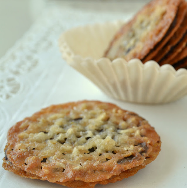 Copycat Pepperidge Farm Brussels Cookies The View from