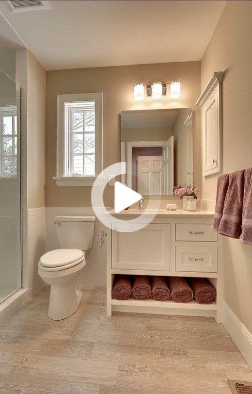 Photo of 52 Built-in bagno scaffale e Storage Idee per mantenere il bagno organizzata