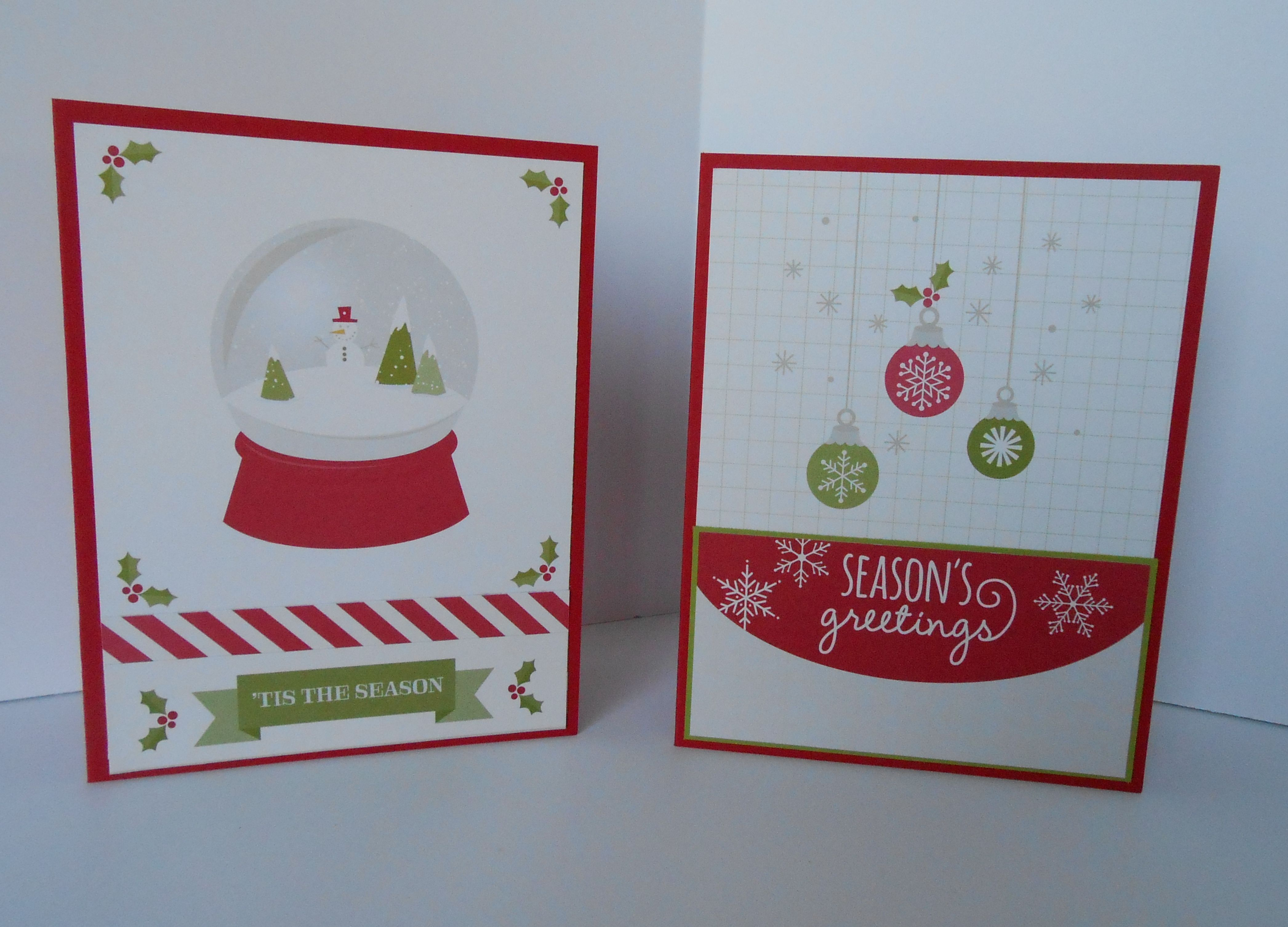 I Cant Believe How Easy It Is To Make These Cards From Project Life