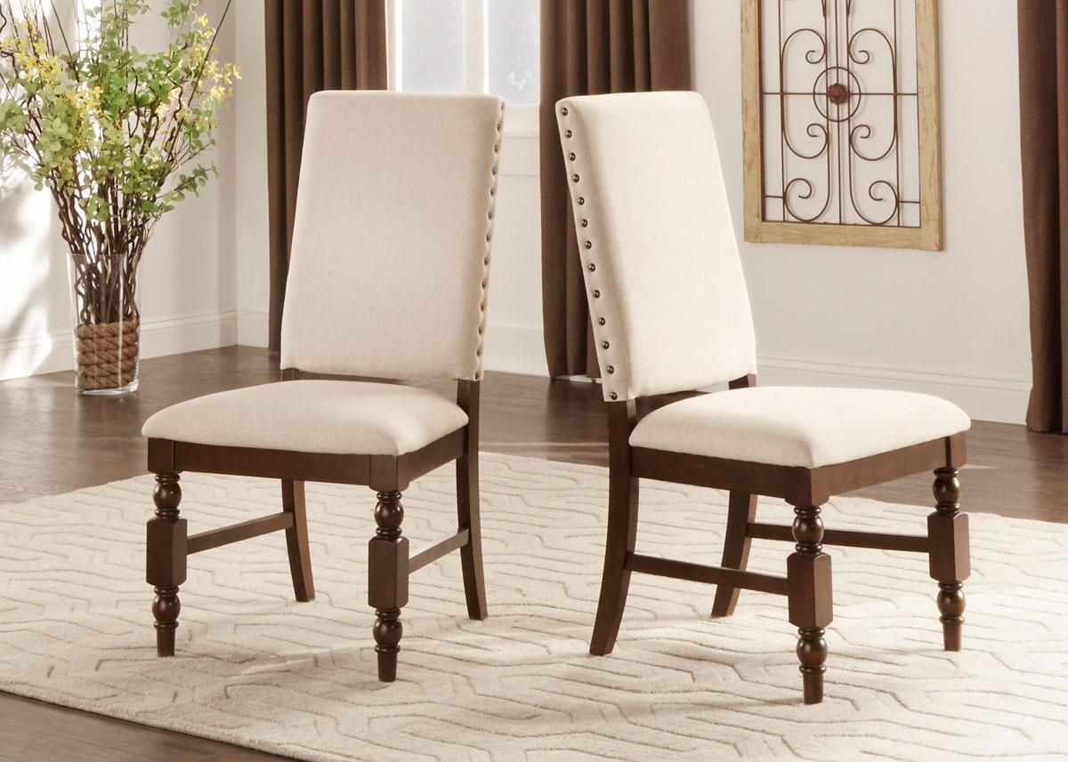 Charlotte White Chair At The Room Place  Decor Of The Dining Pleasing The Room Place Dining Room Sets Decorating Inspiration