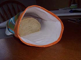 imagine gnats: bread bag how-to