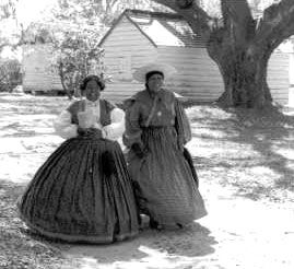 The Gullah are African Americans who live in the Lowcountry region