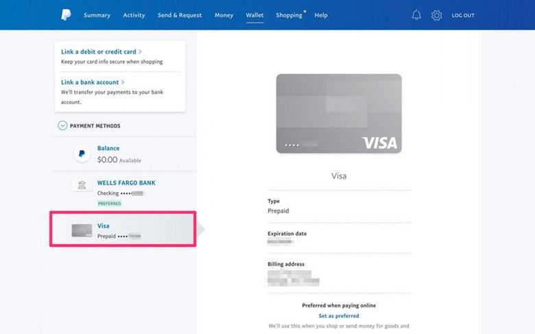 How To Transfer Money From Paypal To Another Paypal