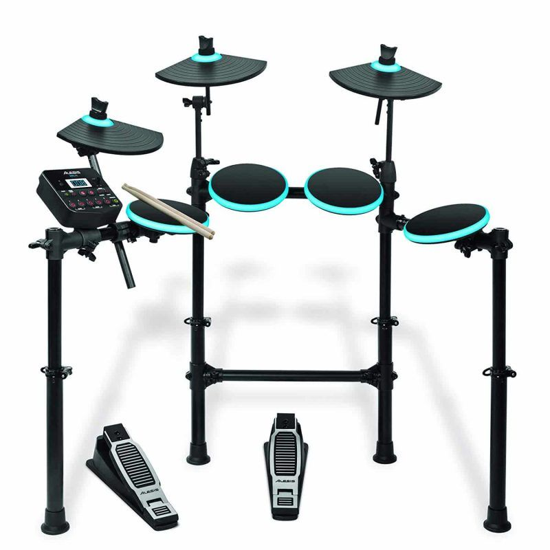 Llll Bateria Alesis Dm Lite Kit In 2020 Electronic Drums Drum