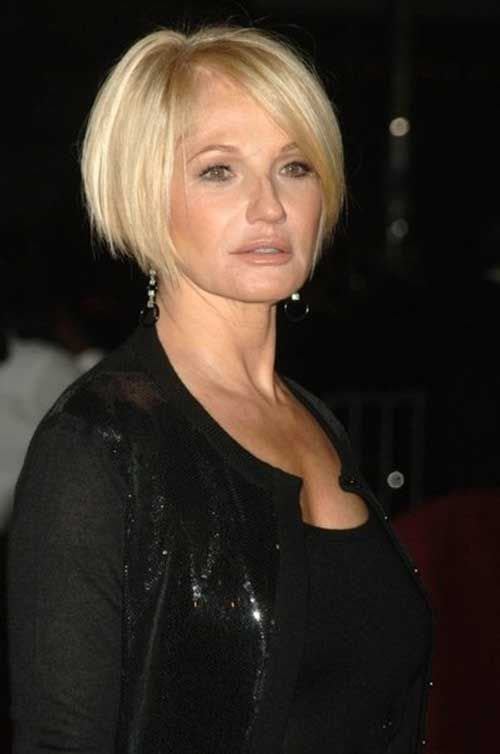 Hairstyles Outstanding Bob Haircuts for Older Women,Being at a ...
