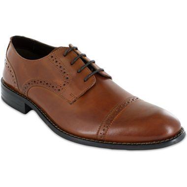 8b83356faa75 Stacy Adams® Prescott Mens Dress Shoes - jcpenney- 64.99
