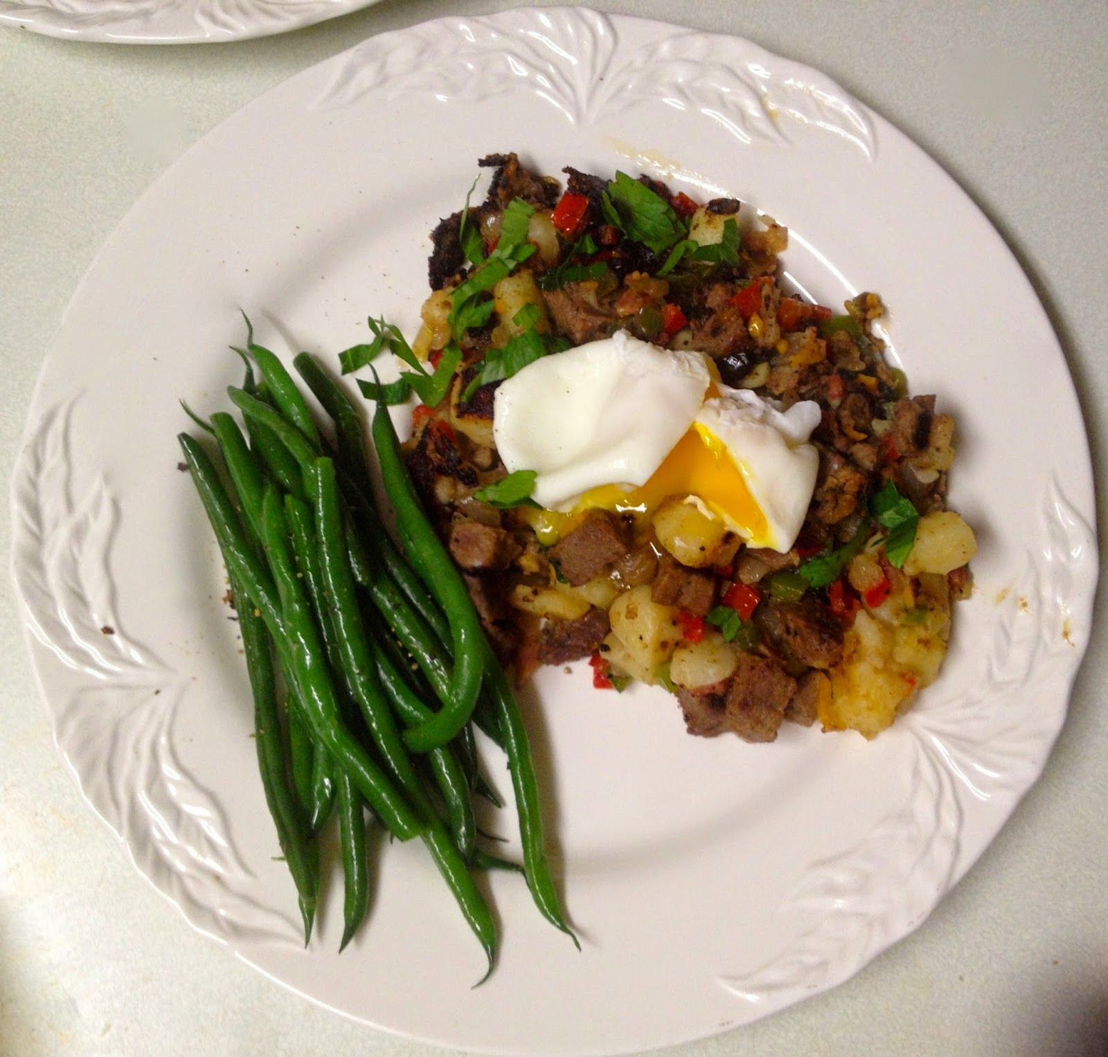 to serve with eggs c h e w i n g t h e f a t sheila lukins roast beef and vegetable hash - Sheila Lukins Recipes