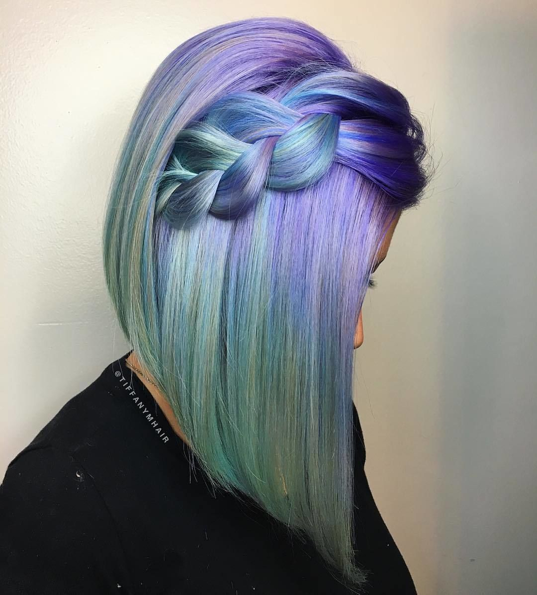 6169 Likes 11 Comments Hair Extensions Color Inspo Vpfashion