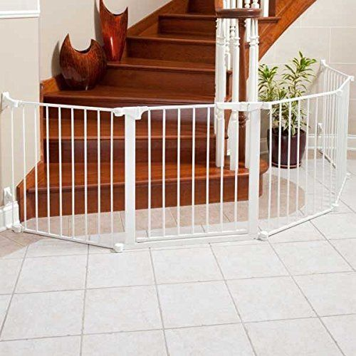 Diy Pet Gate Baby Gate Freestanding Extra Wide Tall Jennifer Maker Pet Gate Diy Safety Gates Diy Baby Gate