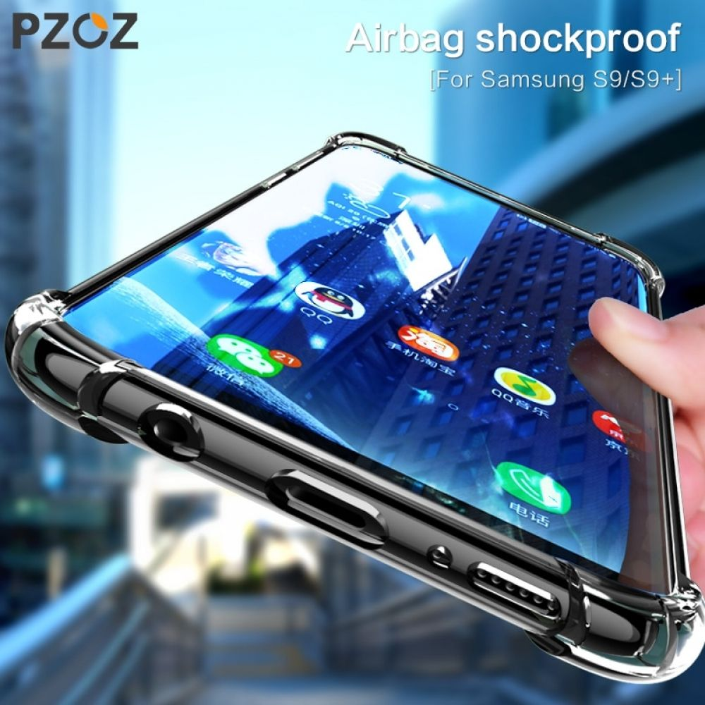 Slim Shockproof Phone Protection Case For Samsung Galaxy Price $9.95 amp FREE Shipping Worldwide