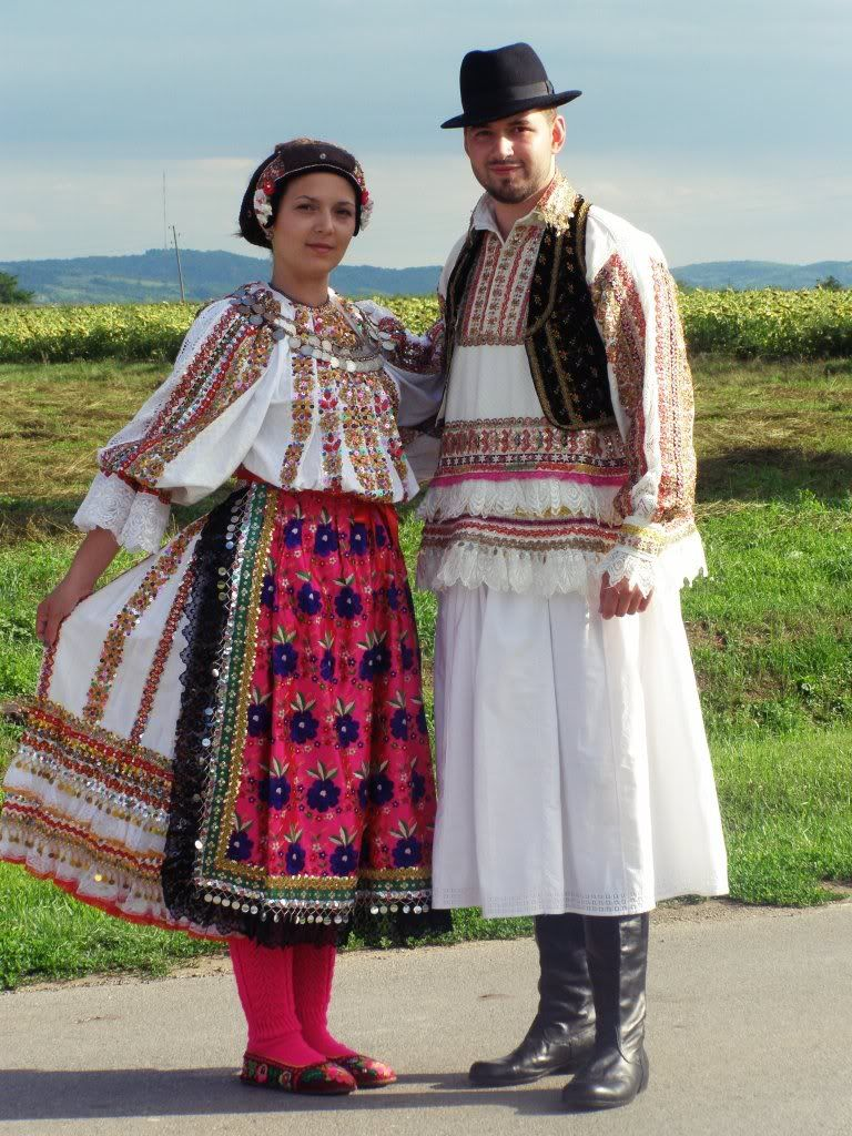 Croatian Traditional Clothing Traditional Outfits Folk Dresses European Wedding Dresses