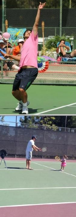 Zoran Korac Offers Tennis Classes For Kids And Adults He Teaches Junior And Beginners Tennis He Has The Patience And Ex With Images Tennis Tennis Lessons Beginner Tennis