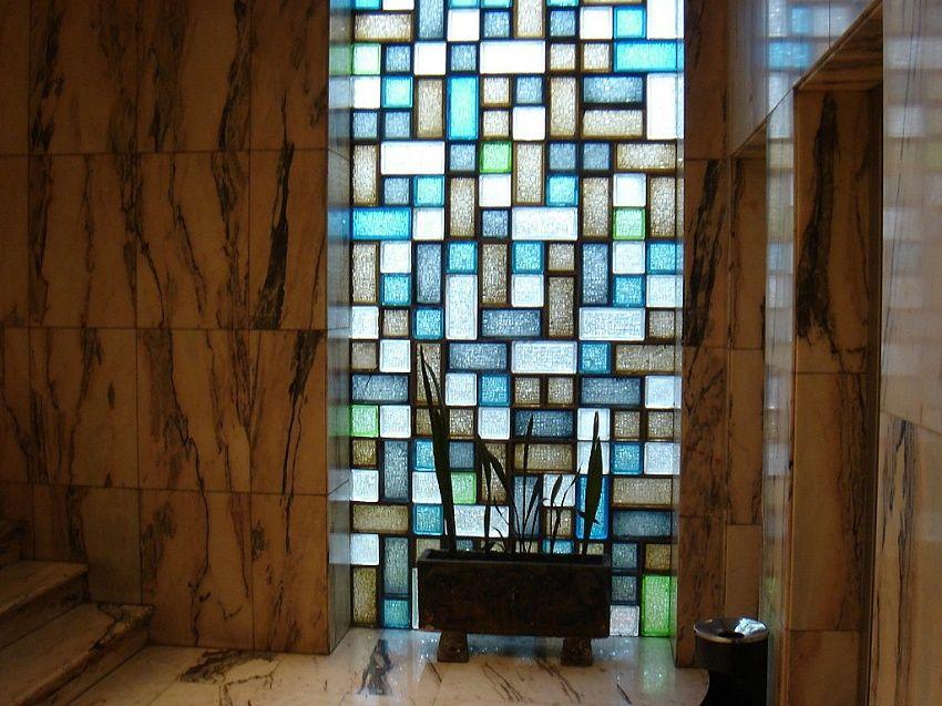 Cristal de pav s bloques de vidrio para decorar ganar luz - Paves vidrio ...