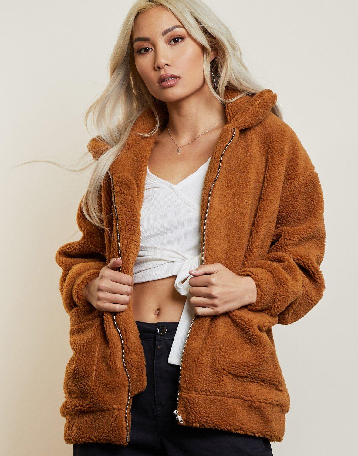 Must Have Oversized Sherpa Coat In 2021 Fall Fashion Coats Fashion Sherpa Coat [ 1505 x 1180 Pixel ]