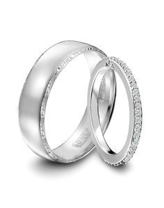 Our Tacori Wedding Bands Match The Engagement Ring I Wouldn T Mid Doing This Since Rings Are Silver