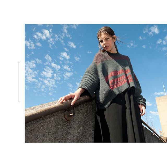 ALEXANDRABRUNERKNITWEAR | #knitwear #alexandrabrunerknitwear #independent #designer #brutalism #concretepoetry #tactile #language #londonbased #luxuryknitwear #designer #fashion #lookbook #designer #collection #location @karinidavila