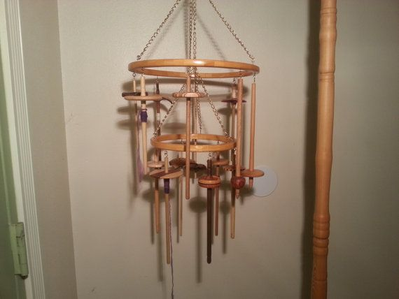 Spindlelabra Storage System by DymondWoodCreations on Etsy Idea for those extra embroidery hoops in the closet