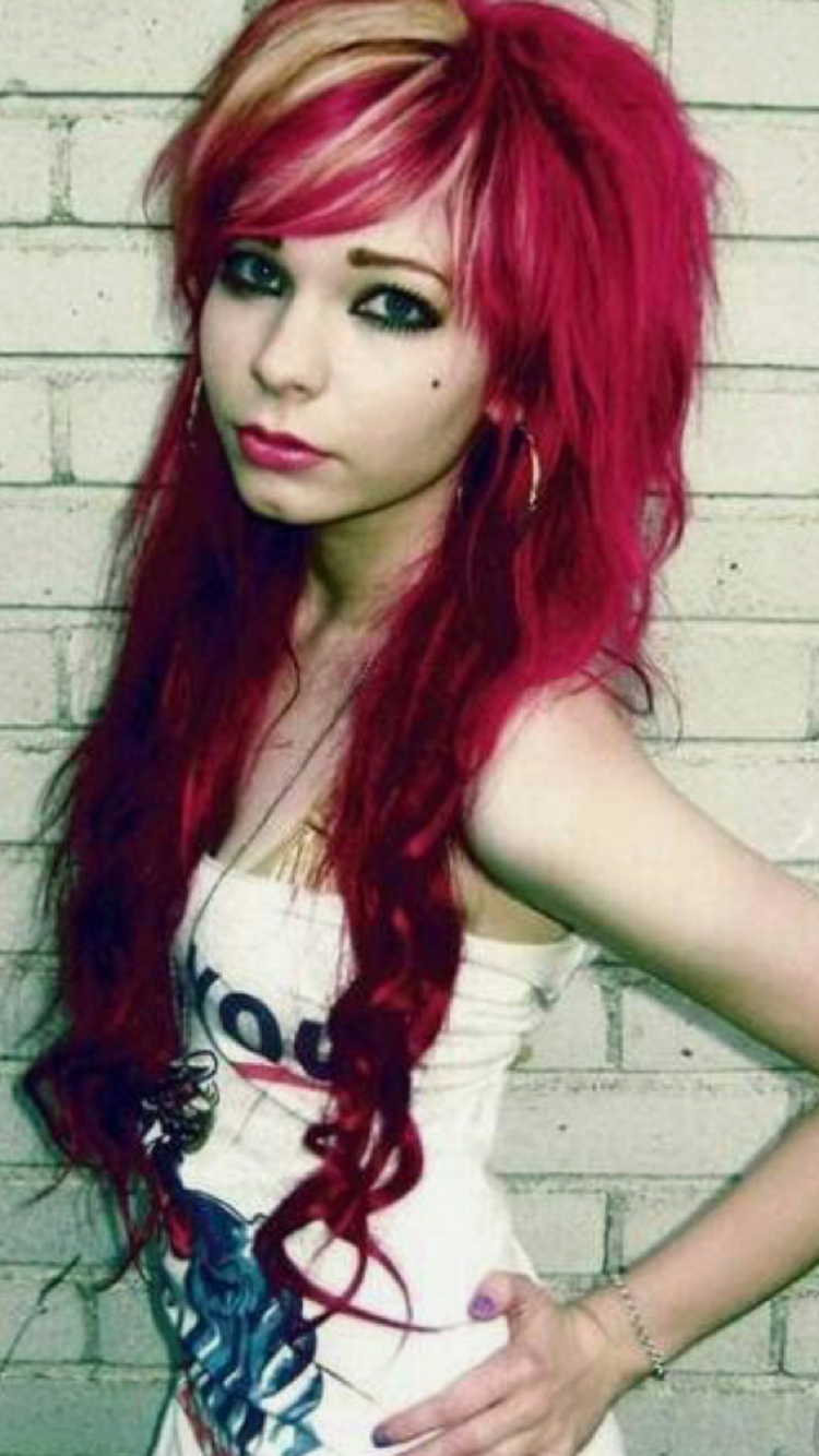 Scene Indie red hair pictures