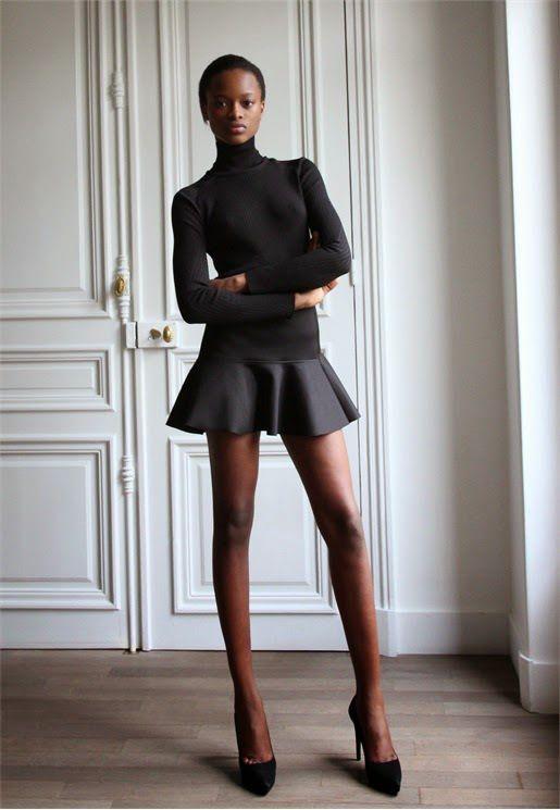 Merona Women's Long Sleeve Romper Ebony