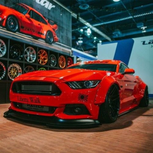 Latest Cars, Ford Mustang Gt