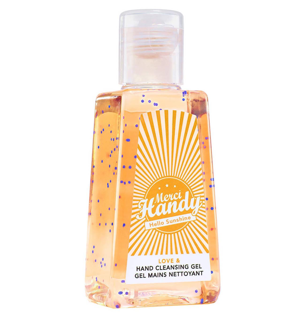 Handgel Handpflege Flakon Und Vitamin E