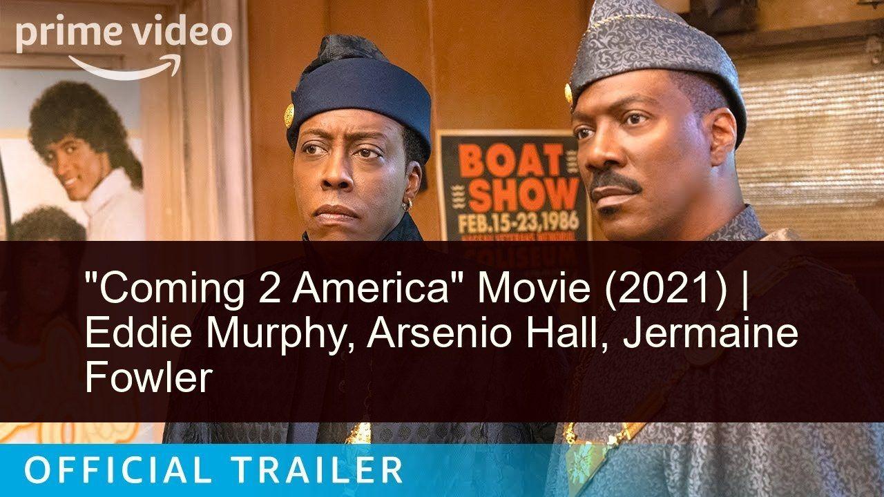 Coming 2 America Movie 2021 America Movie Movies Tracy Morgan