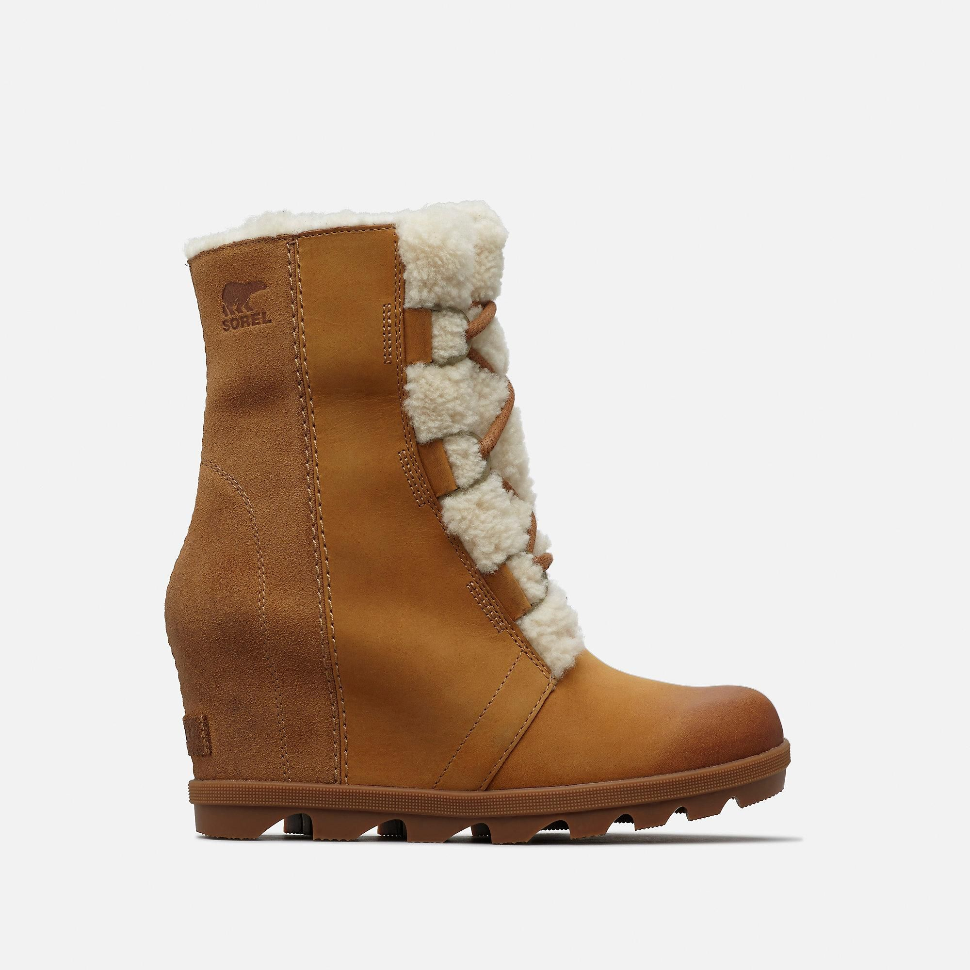 ace796a8a0 Women S Fashion From The 1950S #WomenSFashionIn1968 Sorel Wedge Boots, Wedge  Snow Boots,
