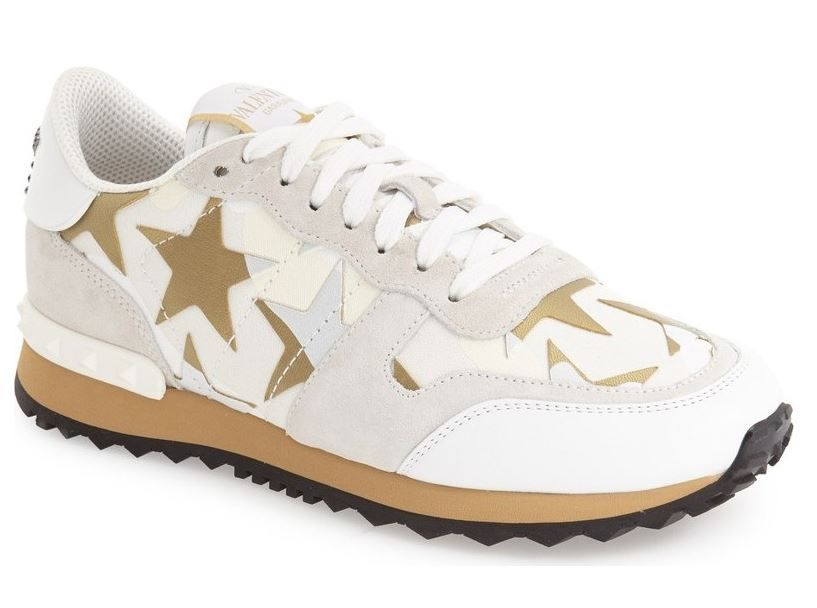 Valentino Star Sneakers 40% off Sale
