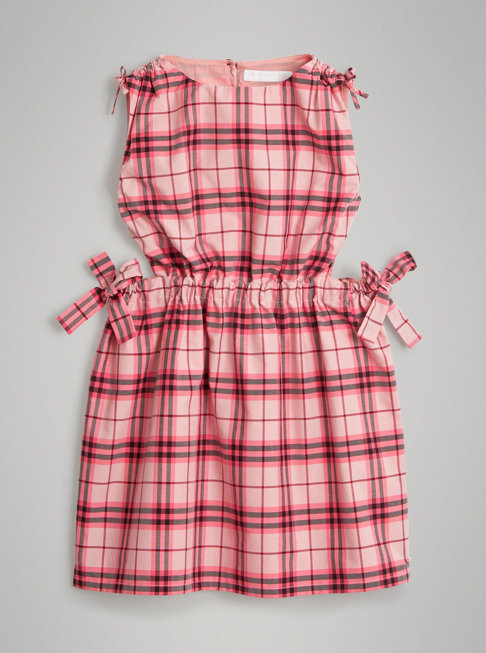 5aa77b055aa Girls' Dresses & Jumpsuits | Burberry | Burberry Childrenswear ...