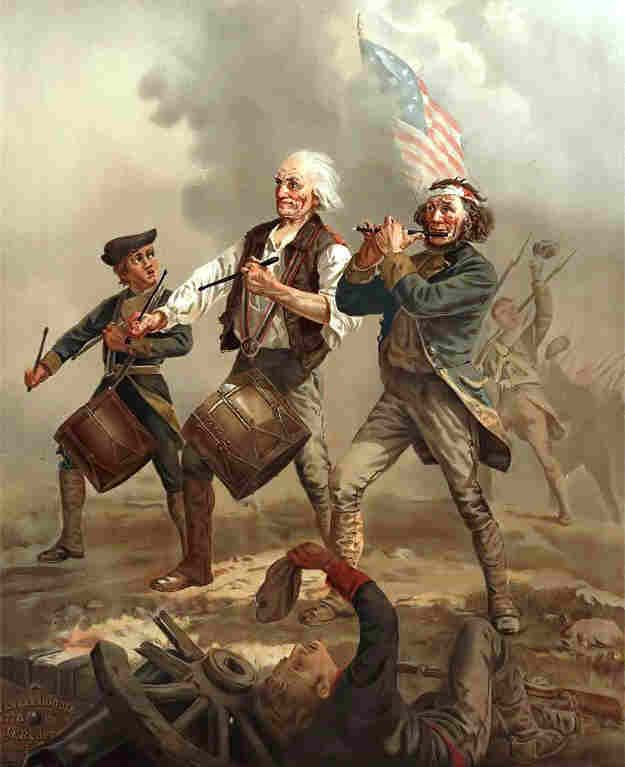 This is an article explaining who the Sons of Liberty were and what their role was in the Revolution.