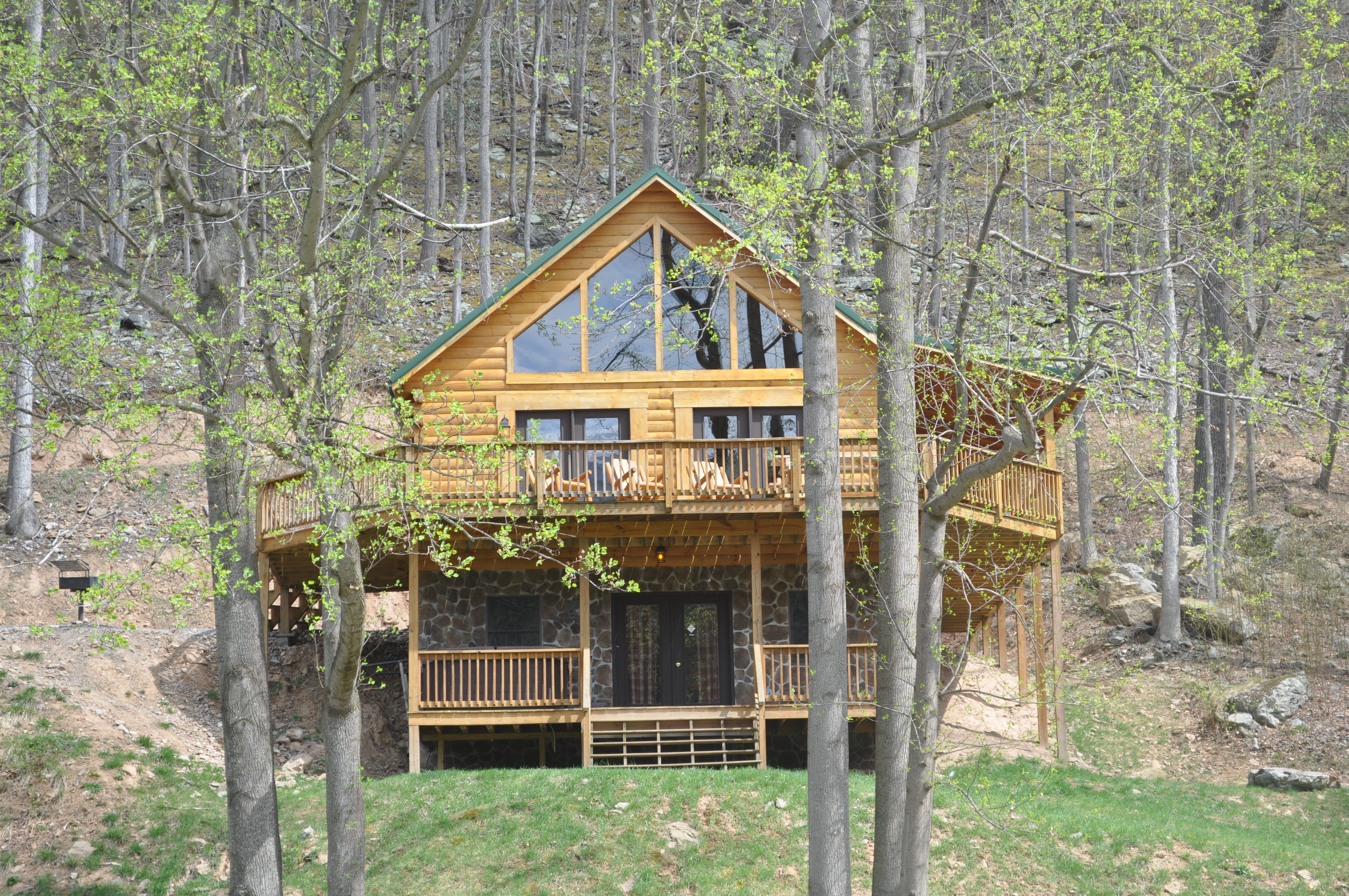 white cabins sale in for nh home log welcome mountain rentals a