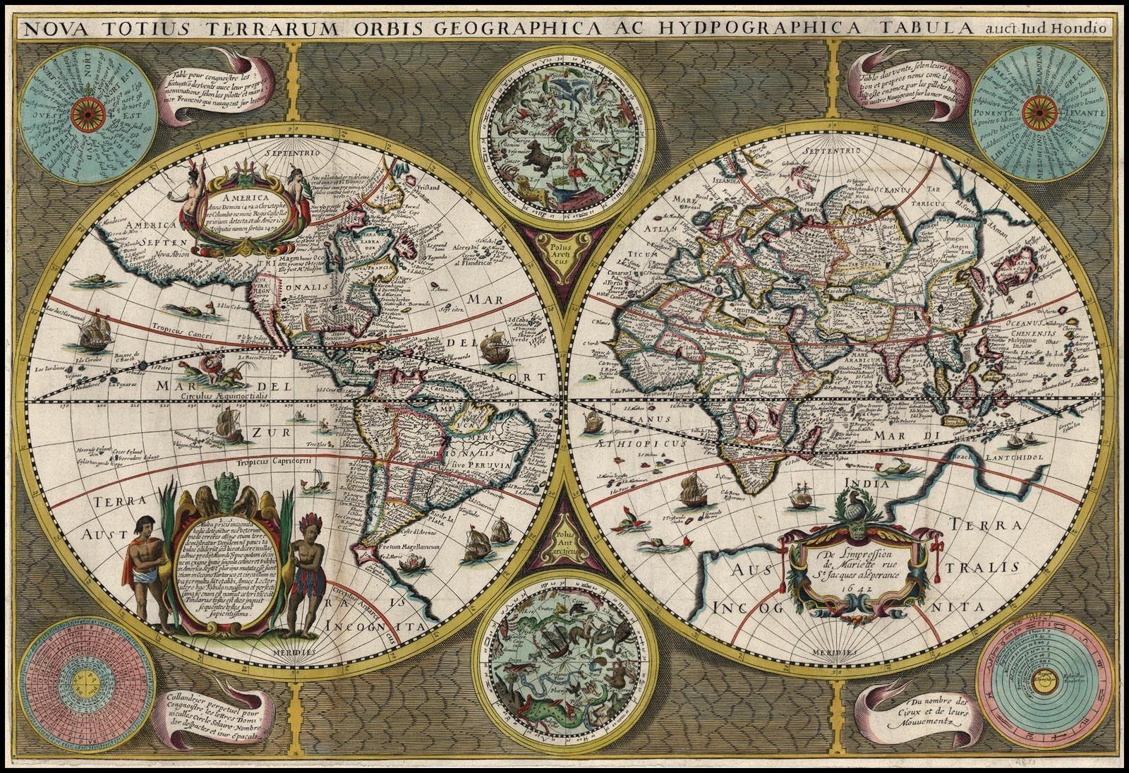 Mapa antiguo184jpg 16001095  Antiguos mapas  Pinterest