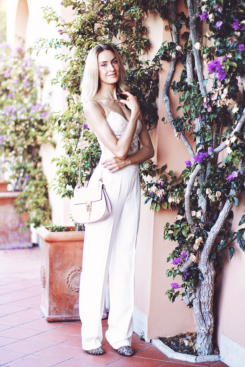 Outfit for dinner & drinks on the beautiful Capri island in Italy - Anna Pauliina, Arctic Vanilla blog.