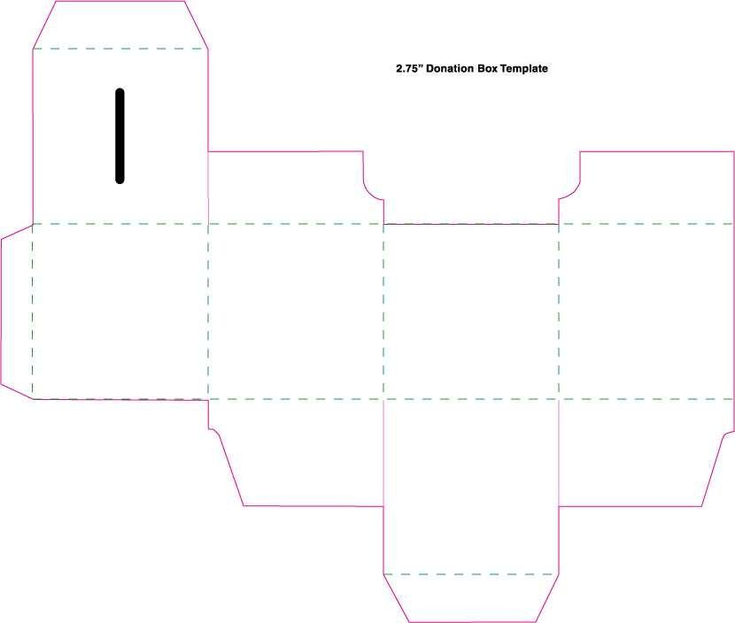 Box Template To Print | Kiddo Shelter | Paper Game for Kids ...