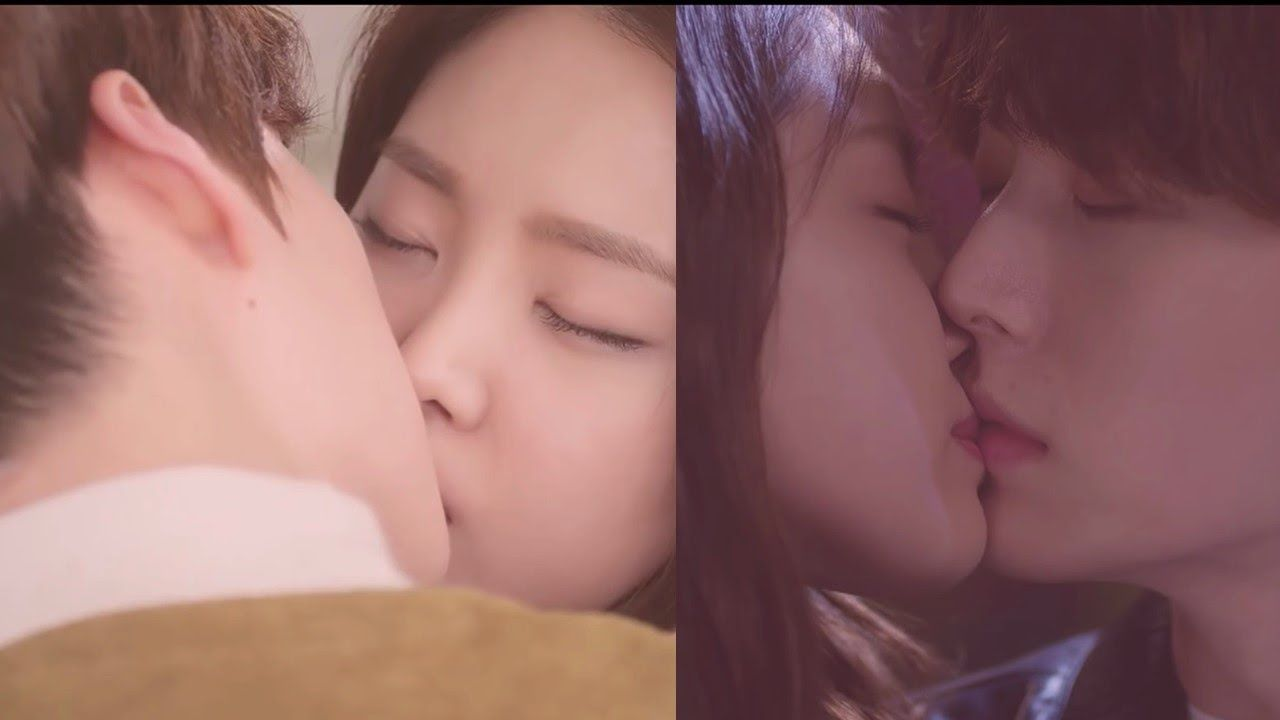 Son Naeun Best Kiss Scenes Psy New Face Girl Apink Sweet Couple Kp Sweet Couple Scenes Youtube