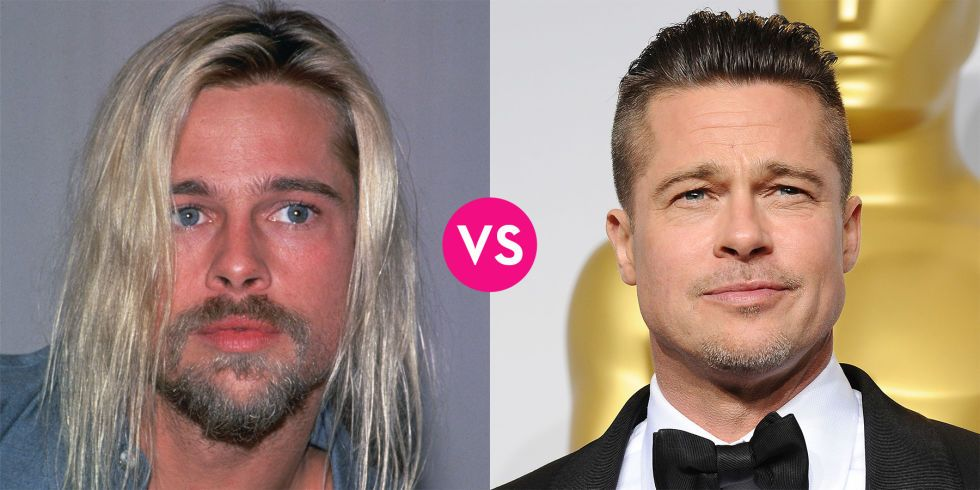 Do These Hot Male Celebs Look Better With Long Hair Or Short Mens Hairstyles Short Long Vs Short Hair Short Hair Styles