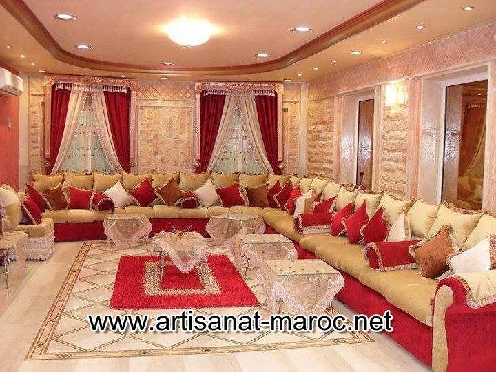 decoration interieur villa marocaine - Recherche Google | home ...