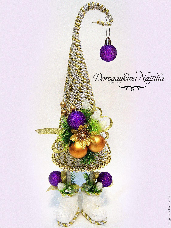 f411fac1cbd7 Купить Новогодняя Елка-топотушка блондинка интерьерная - новогодняя елка,  новогодняя елочка, елка новогодняя