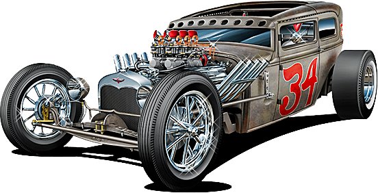 Hot Rod Png Official Psds Coches Deportivos Autos Dibujos