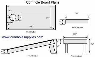 Advanced Building : Instructions By JVB :: Cornhole Game