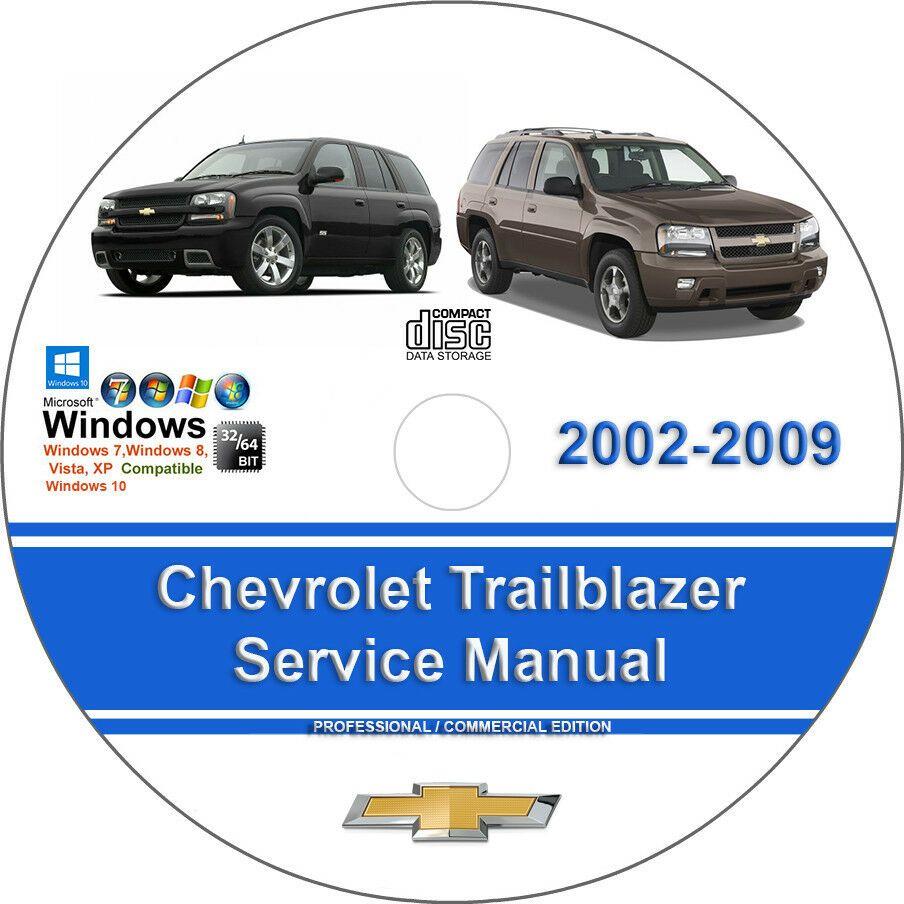 2009 Chevy Trailblazer Owner Manual
