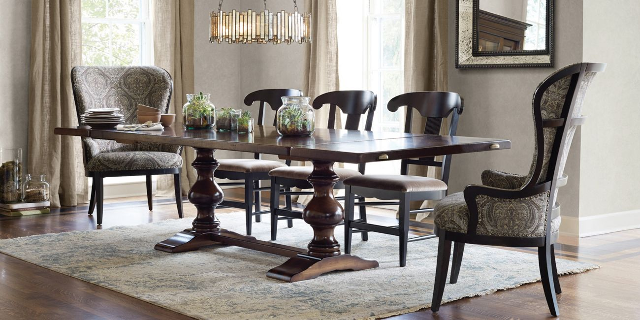 Tuscany Extension Dining Table Arhaus Furniture
