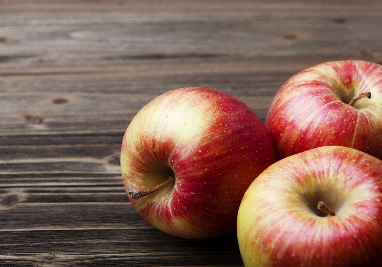 5 alimentos com mais fibras do que uma maçã