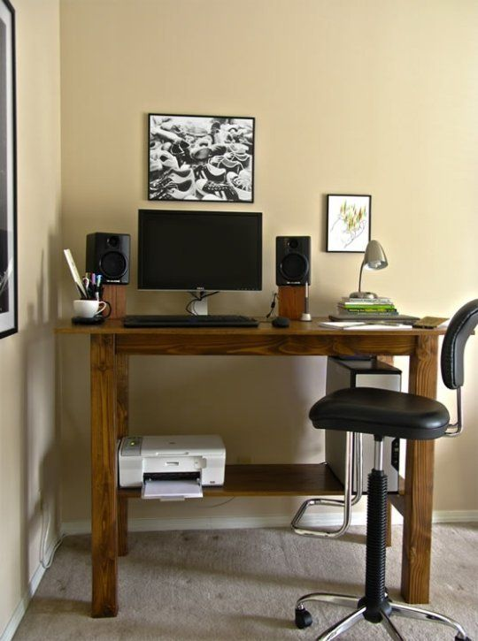 Mive Wood Standing Desk Your Backbone Will Thank You 6 Great Designs