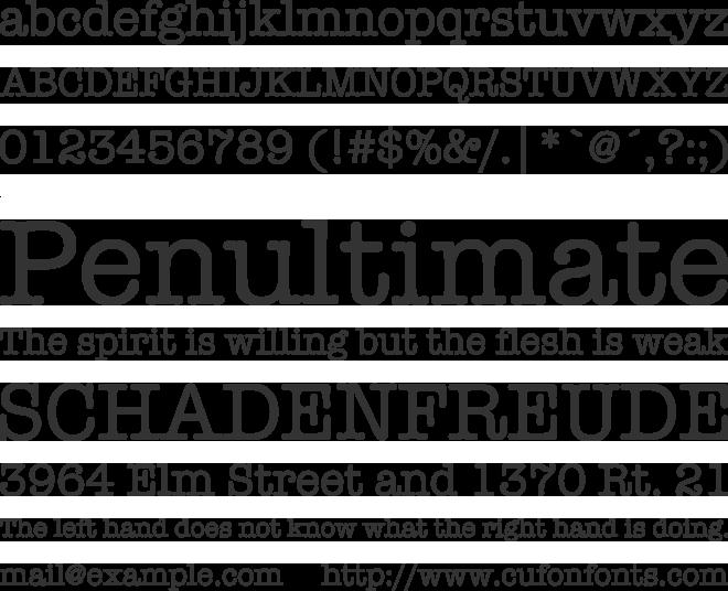 Photoshop fonts mac
