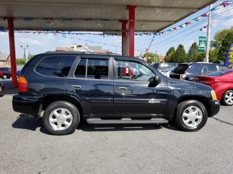 2005 Gmc Envoy 4dr 4wd Sle In 2020 Gmc Envoy Gmc Trailer Hitch