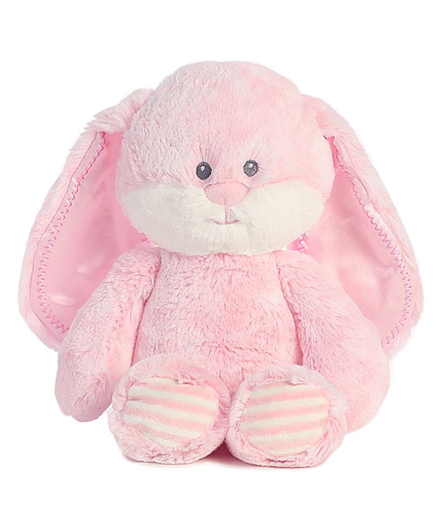 Look At This Aurora World Inc Pink 11 Bunny Plush Toy On Zulily