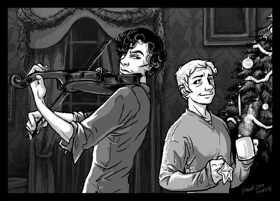 Sherlock 3 already on Chrismas?