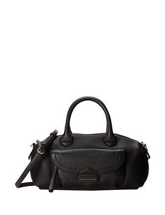 13f9d0c3ff Marc by Marc Jacobs Half Pipe Pebbled Leather Duffle Marc Jacobs Logo, Marc  Jacobs Handbag