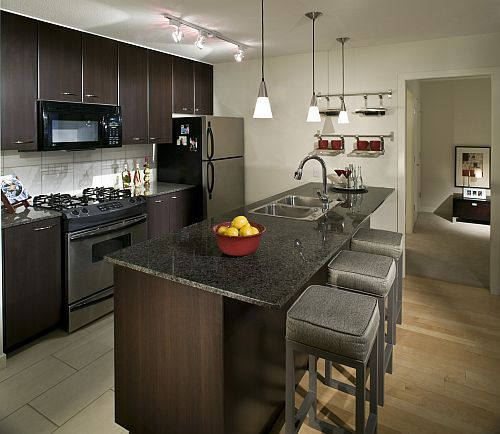 Best 25 condo kitchen ideas on pinterest condo kitchen for Small kitchen designs for condos